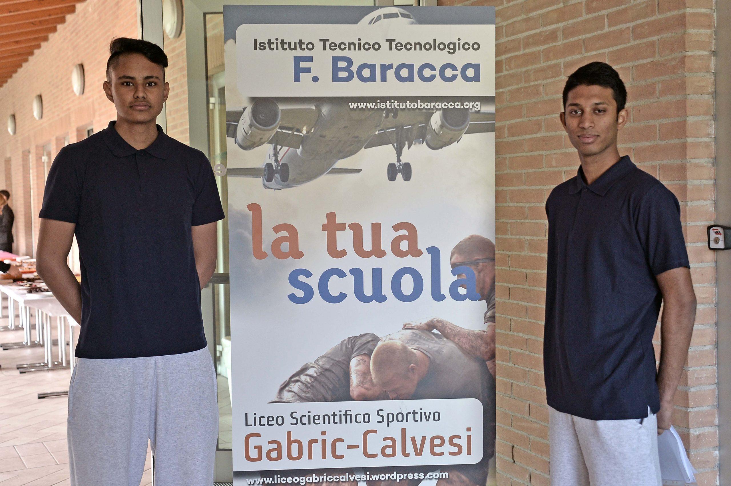 """Inaugurazione Liceo """"Gabric-Calvesi""""Inaugurazione Liceo """"Gabric-Calvesi"""""""